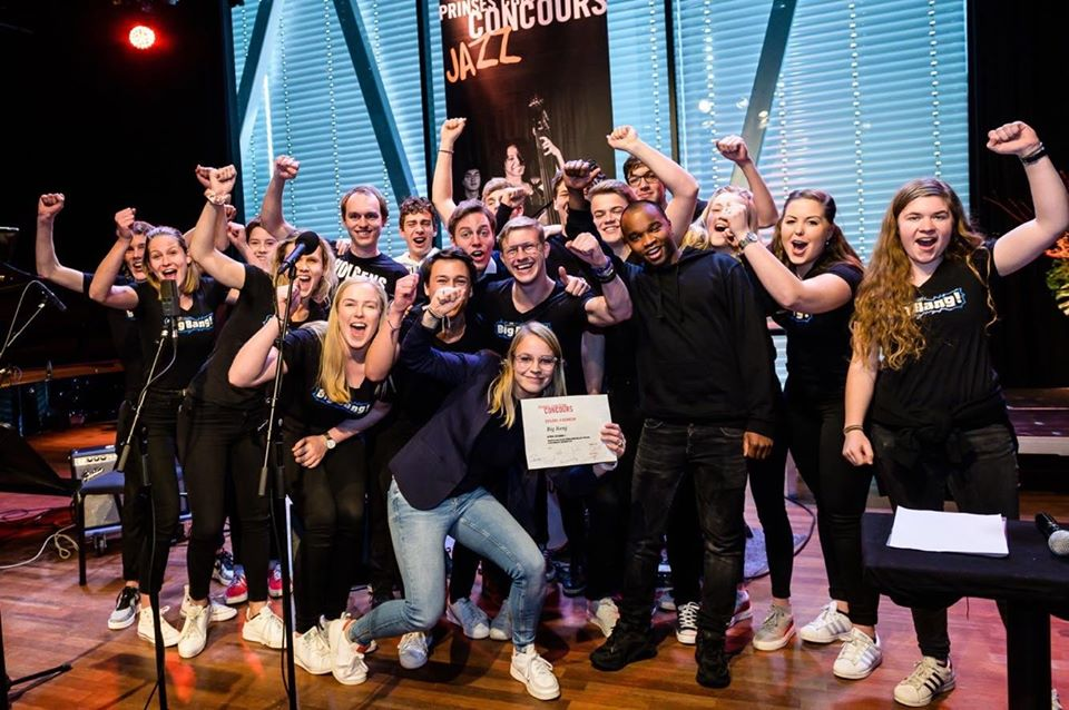 Big Bang wint Prinses Christina Concours