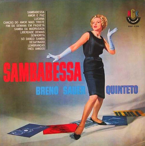 Neusa Sauer and SomBrazil: A Tribute to Breno Sauer