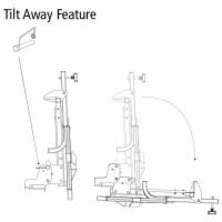 Tilt N Tote Wheelchair Lift