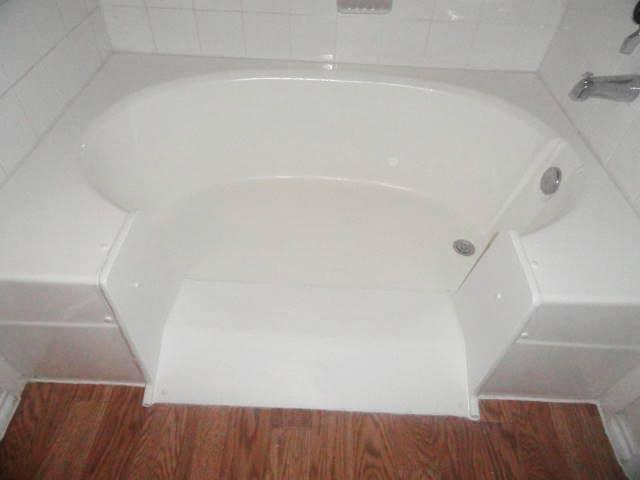 The Bathtub RollIn Conversion Kit by AmeriGlide