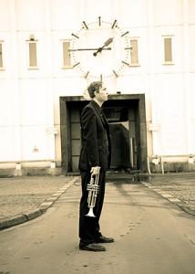 Bekommt den WDR-Jazzpreis 2010: Frederik Köster. Foto: WDR/Köster