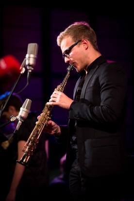 Musiker. Foto: Petra Basche