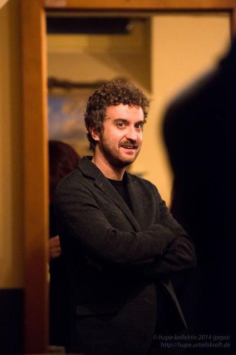 Stefano Senni (Bass). Foto: Basche