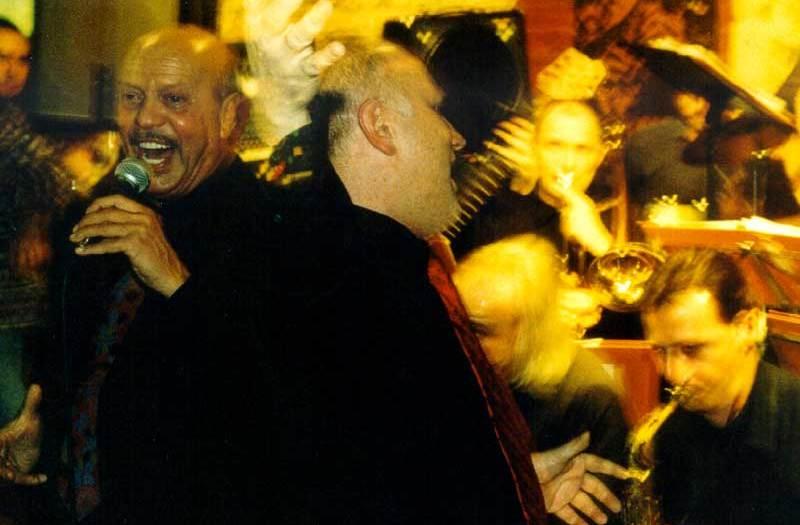 Blue Eye Big Band mit Sinatra-Programm
