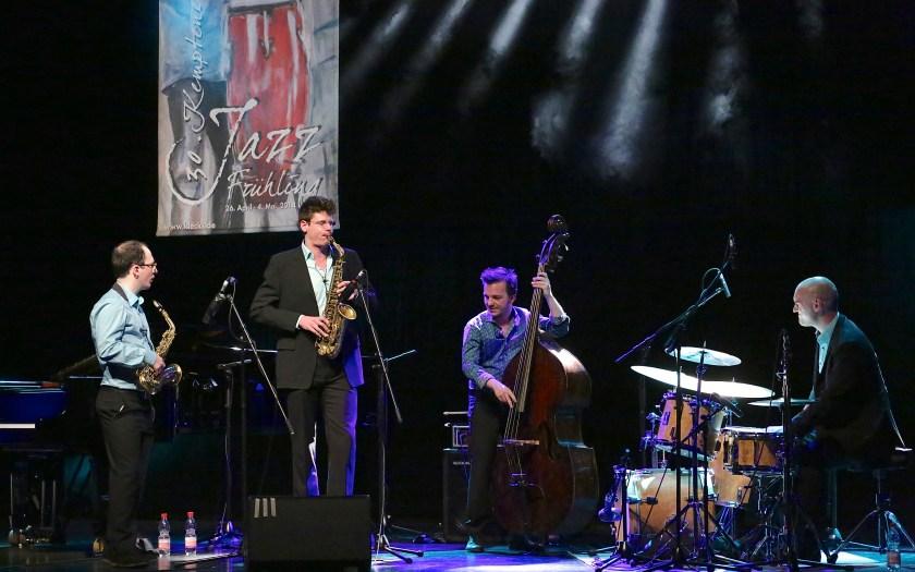 Jilman Zilman live. Foto: Ralf Dombrowksi