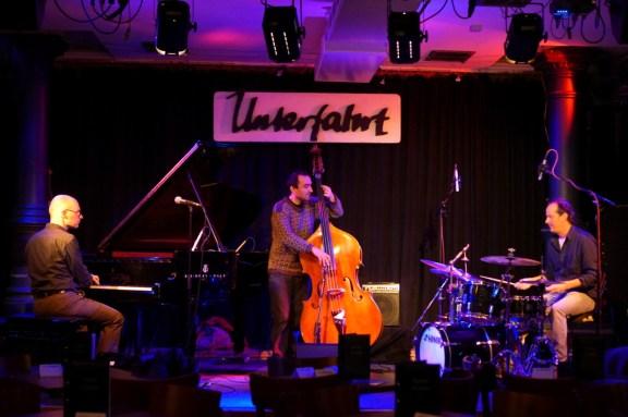 Das Kari Ikonen Trio. Foto: Thomas Krebs