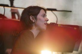 Olivia Trummer. Foto: Ralf Dombrowski