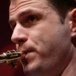 Saxophonist Max von Mosch. Bildquelle: TJ Krebs jazzphotoagency@web.de