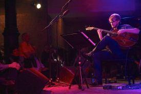 Junger Münchner Jazzpreis 2015, Marius Peters, Unterfahrt, Foto Ralf Dombrowski