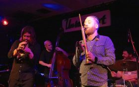 Nacka Forum, Fabulous Swedish Jazz On Stage, Unterfahrt, Munich, Foto Ralf Dombrowski