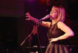Davids Angels-Sängerin Sofie, Fabulous Swedish Jazz On Stage, Unterfahrt, Munich, Foto Ralf Dombrowski