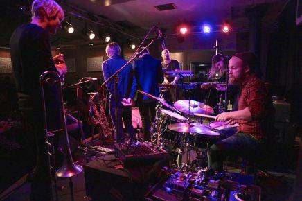 Klabbes Bank, Fabulous Swedish Jazz On Stage, Unterfahrt, Munich, Foto Ralf Dombrowski