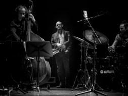 Miguel Zenón Quartet (Jazzfest Berlin 2015). Foto: Petra Basche