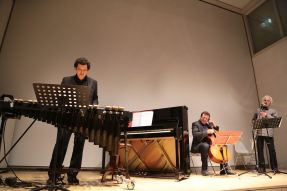 Tizian Jost, Eugen Bazijan. Foto Ralf Dombrowski