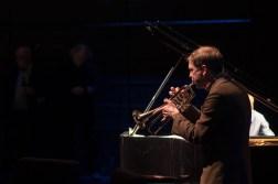 Jazzfest Berlin 2016 - Präludium. Axel Dörner. Foto: Hufner