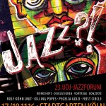 23. UDJ-Jazzforum am 17./18. November 2016 im Stadtgarten Köln