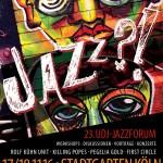 23. UDJ-Jazzforum am 17./18. November 2016 im Stadtgarten Köln