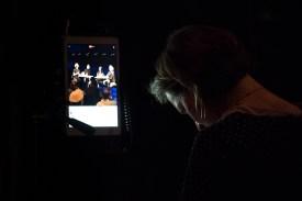 Jazzfest 2016: Liveübertragung via Periscope. Foto: Petra Basche