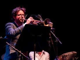 Tom Arthurs trumpet, flugelhorn. Foto: Hufner