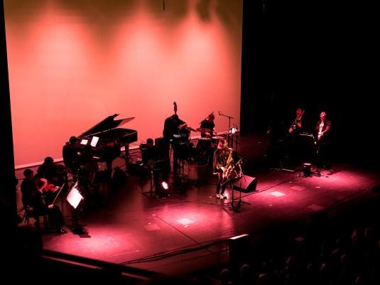 Mette Henriette und Ensemble. Foto: Hufner