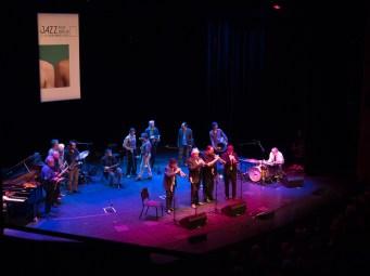 Globe Unity Orchestra. Foto: Hufner