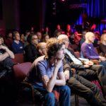 Rund 200 MusikerInnen und JazzliebhaberInnen nutzten das umfangreiche Informations - und Diskussionsangebot beim 23. UDJ - Jazzforum. Foto: UDJ