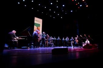 Globe Unity Orchestra. Foto: Petra Basche