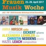 Ensemble-Workshops für Musikerinnen - Hessische Frauen Musik Woche