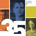 "Andreas Dombert mit seinem neuen Album ""35"""