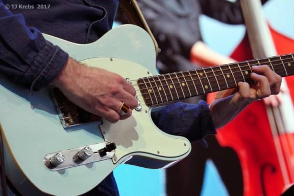 Gitarrist Matthew Stevens. Foto: Thomas J. Krebs