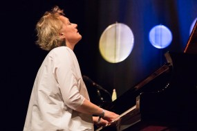 German Jazz Expo: Julia Hülsmann. Foto: Susanne van Loon