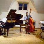 Kölner Pianist Simon Nabatov begeistert in der Schwandorfer Kebbel-Villa