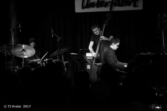Kauflin Trio. Foto: TJ Krebs
