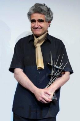 1. Preisträger Renaud Garcia-Fons. Foto: Thomas J. Krebs