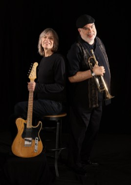 18. Juni: Mike Stern & Randy Brecker. Foto: Jazz Sommer