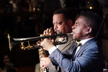 P1470169 Justin Robinson & Roy Hargrove - Foto TJ Krebs jazzphotoagency@web.de
