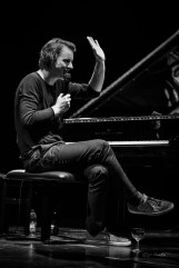 Michael Wollny beim Jazzfest Berlin 2017. Foto: Petra Basche