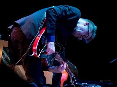 "Nels Cline ""Lovers"" beim Jazzfest Berlin 2017. Foto: Petra Basche"