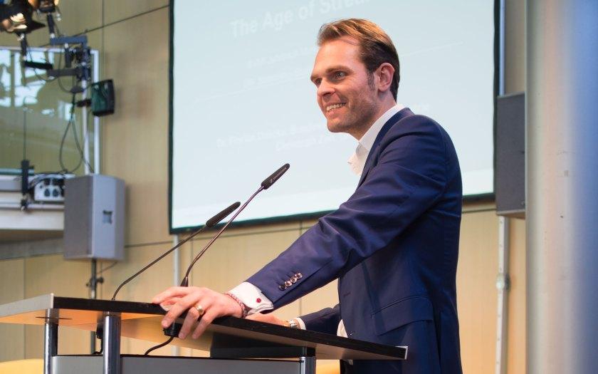 Florian Drücke, seite heute Vorstandsvorsitzender des BVMI. Foto: Hufner