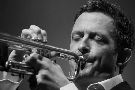 Brönner 2015 auf Schloss Elmau bei einem der ersten gemeinsamen Konzerte. Foto: Thomas J. Krebs