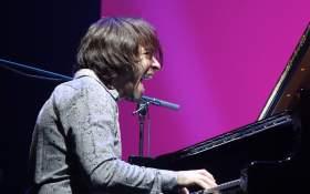 Vadim Neselovskyi am Klavier. Foto: Stefan Pieper
