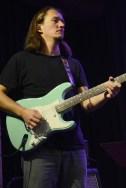 Gitarrist Jan Doblhofer. Foto: Michael Scheiner