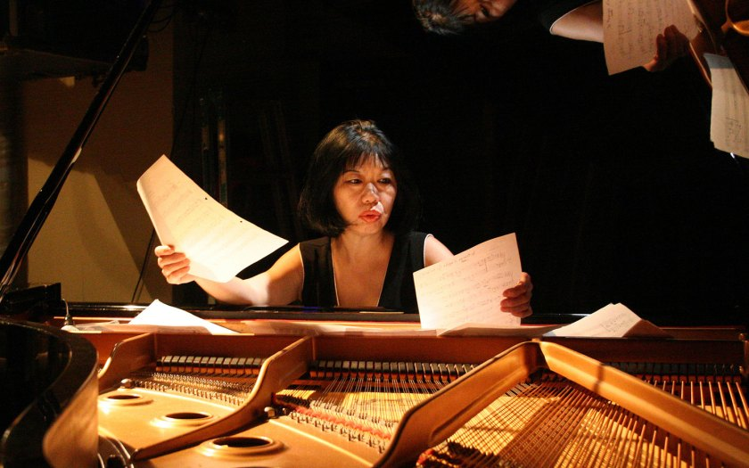 Pianistin und Komponistin Aki Takase erhält Jazzpreis Berlin 2018. © rbb/Kazue Yokoi