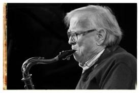 Jazzmusiker und Filmkomponist Klaus Doldinger. Foto: Thomas J. Krebs