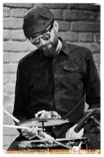 Schlagzeuger Nick Wight. Foto: Thomas J. Krebs