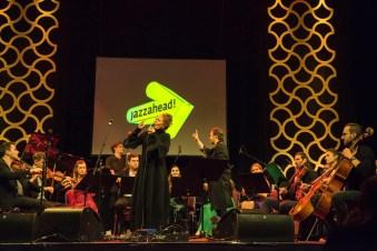 Crossover-Klangkörper: World Orchester von Grzech Piotrowksi. Foto: Susanne van Loon