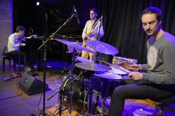 Galvin Elliot Trio. Foto: Michael Schreiner