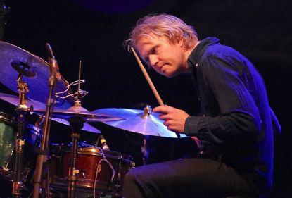 Jon Fält, Bobo Stenson Trio. Foto: R. Dombrowski