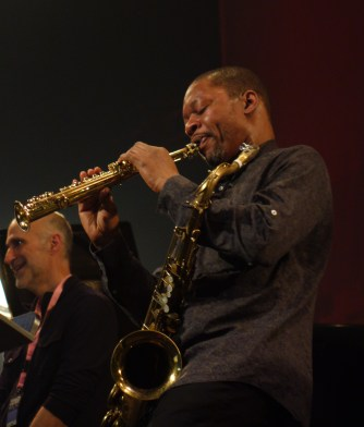 Ravi Coltrane. Foto: S. Pieper