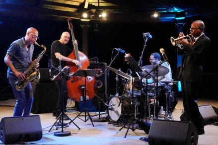 Das Redman Quartett. Foto: Thomas J. Krebs